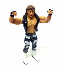 "WWF WWE TNA Wrestling Superstars Classic Era SHAWN MICHAELS 6"" figure"