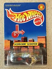 Hot Wheels Jiffy Lube Scorchin' Scooter Special Edition