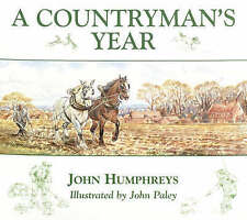 A Countryman's Year by John Humphreys (Paperback, 2003)