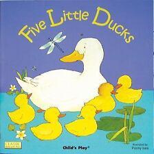 FIVE LITTLE DUCKS - NEW PAPERBACK BOOK