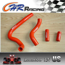 FOR Honda CR250 CR250R CR 250 R 1992-1996 1993 1994 silicone radiator HOSE RED