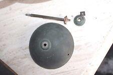 cloche en bronze airain + support comtoise 19 ème siècle