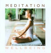 Various Artists Lifestyle: Wellbeing - Meditation  (CD, May-2008,  NEW SEALED