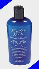 New 8oz TWO OLD COATS Arthritis & Fibromyalgia Essential Oil Lotion Pain Relief!