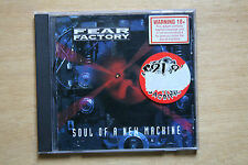 Fear Factory ‎– Soul Of A New Machine - Roadrunner Records 1992 (Box C88)