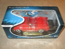 Mira Solido 1953 Chevrolet Corvette Convertible 1/18 Scale Red MIB See My Store