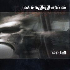 LAST INFLUENCE OF BRAIN Two Faces CD 2009