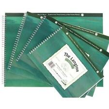 "DALER ROWNEY LANGTON Watercolour Spiral Paper / PAD 20""x16"" NOT Cold Pressed"