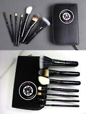 Makeup Brush Set Cosmetic (7 Pcs) Salon Quality w/Case Ship from Florida USA