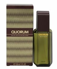 ANTONIO PUIG  QUORUM 30ML EAU DE TOILETTE SPRAY BRAND NEW & BOXED