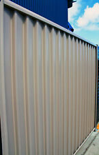 Northbond Colorbond Privacy Steel Fencing panel