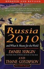 Russia 2010: And What It Means for the World-ExLibrary