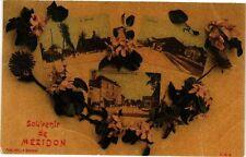 CPA Souvenir de Mezidon (272100)
