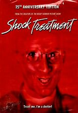 NEW DVD // SHOCK TREATMENT (ROCKY HORROR) // Cliff De Young, Richard O'Brien,