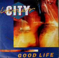 "7"" 1988 PARTY KULT ! INNER CITY : Good Life / MINT-"