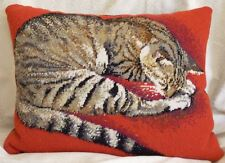 Ehrman Designer Elian McCready NAXOS CAT Tapestry Chart Pattern ONLY animal