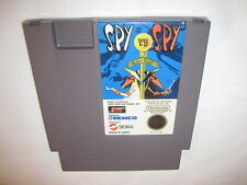 Mad: Spy vs Spy (Nintendo NES) Game Cartridge Excellent