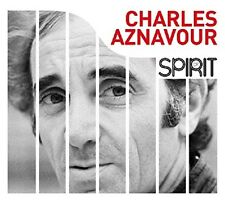 CHARLES AZNAVOUR - SPIRIT OF 4 CD NEU