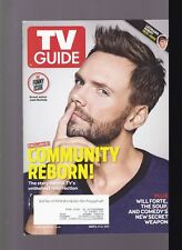 TV GUIDE- JOEL MCHALE-MARCH 9-22, 2015-88 PAGES