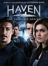 Haven: The Complete Series Collection (DVD, 2016, 24-Disc Set)