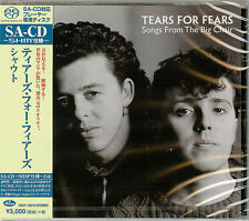 TEARS FOR FEARS-SONGS FROM THE BIG CHAIR-JAPAN SHM-SACD G88