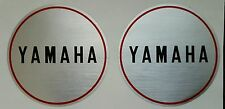 YAMAHA YDS7 YR5 MODELS ENGINE CASING CRANKCASE DECAL KIT