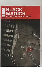 IMAGE COMICS BLACK MAGIC #2 NOVEMBER 2015 VARIANT B 1ST PRINT NM