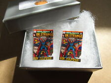 Dr Strange Comic Book Cover Cufflinks - Doctor Strange Marvel Comics Cuff links