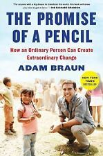 The Promise of a Pencil: How an Ordinary Person Can Create Extraordina-ExLibrary