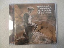 WOODBOX GANG: BORN WITH A TAIL (Import from Canada 2003)  Rare CD -NEW