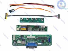 LCD Controller Board Kit RTD2270L Driver LVDS Inverter Turn to Monitor screen