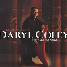 FREE US SH (int'l sh=$0-$3) NEW CD Daryl Coley: Compositions: A Decade of Songs