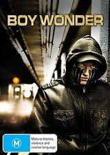 Boy Wonder (DVD, 2013)**r4**Terrific Condition*