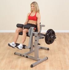 Body Solid CAM SERIES LEG EXTENSION & CURL MACHINE GCEC340