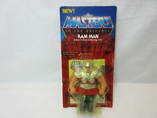 MOTU,VINTAGE,RAM MAN,Masters of the Universe, MOC, carded,action figure,He-Man