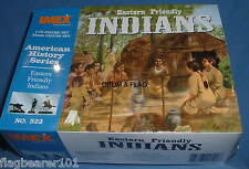 IMEX 522 - EASTERN FRIENDLY INDIANS - 1/72 SCALE UNPAINTED PLASTIC