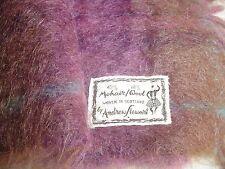 Vintage Andrew Stewart Mohair / Wool Scarf