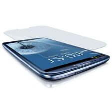New 100% GENUINE Hard Tempered Glass Film Screen Protector For Samsung Galaxy S3