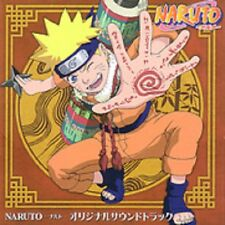 Naruto OST CD #1 22 Track Set! K266 Number of Discs 1 Audio Music CD