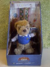 BOGDAN MEERKAT School pup - with Box, tag & Certificate Compare the Market toy