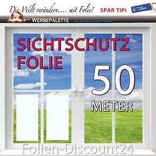 Film décoratif pour vitre 0,6 M x 50 Feuille de protection vue fenêtre Prix TiP