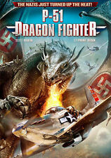 P-51 Dragon Fighter, New DVDs