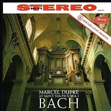 Mercury Living Presence Recordings Saint-Sulpice 1 - Marcel Dupr (2015, CD NEUF)