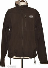 The North Face Jacke  Apex  SoftShell Gr. L  Braun  Winddicht