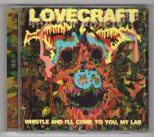 (GY750) Lovecraft, Whistle And I'll Come To You My Lad - 2011 CD