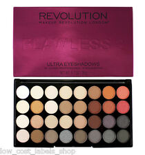 Makeup Revolution London Naked Dupe 32 Mattes & Shimmer Eyeshadow FLAWLESS 2