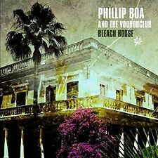 PHILLIP & THE VOODOOCLUB BOA - BLEACH HOUSE   CD NEU