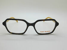 NEW Authentic TORY BURCH TY 2043 1274 Tortoise/Yellow 50mm RX Eyeglasses