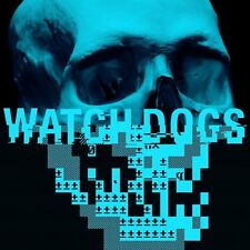 Brian Reitzell Watch Dogs Game Soundtrack very limited edition Blue vinyl