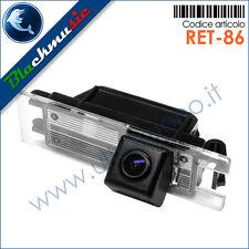 Telecamera posteriore Alfa Romeo 147 - Retrocamera CCD con luce targa